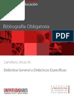 2U-Camilloni Didactica General y Especificas