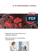 Anemia en Enfermedad Cronica