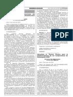 Aprueban La Norma Tecnica Para La Implementacion de Los Com Resolucion Ministerial No 035 2016 Minedu 1333376 2
