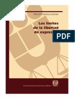 Los Limites de La Libertad de Expresión - Hector Faundéz Ledesma
