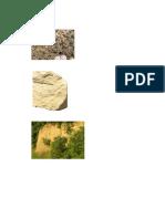 Imagenes de Rocas Sedimentarias