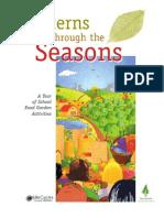 A Year of School Food Garden Activities