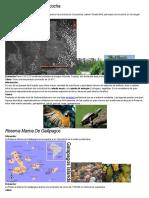 Reservas Naturales del Ecuador hasta la actualidad