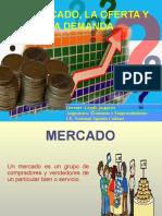 Mercado, Oferta, Demanda y Precio Del 4 Al 8 Abril