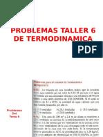 Problemas Taller 6
