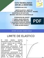Exp. de Mecanica de Materiales