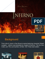 Dan Brown Inferno Power Point