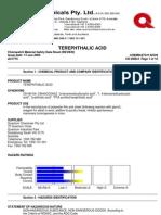 TerephthalicAcid MSDS Jun2005