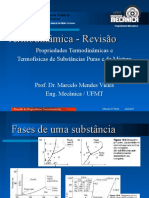 Revisao Propriedades Termodinamicas