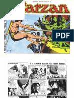 Super Tarzan nº 4 - A Viagem Alucinante pela Terra Perdida
