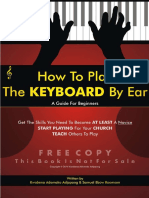 HOW to PLAY the KEYBOARD by EAR - A Guide for Beginners_by Kwabena Adomako Adjapong & Samuel Ebow Koomson