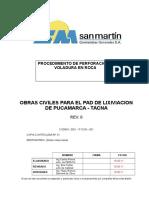 133156268 Procedimiento de Perforacion y Voladura en Roca