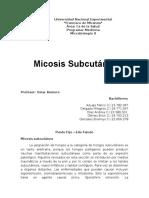 MICOSIS SUBCUTANEA