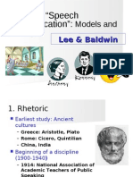 History and Models