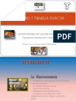 ECONOMIA Y FINANZAS BASICAS