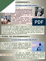 Moral de Discernimiento