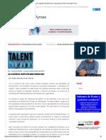 ¿Es La Gestión Del Talento Otra Moda Pasajera (FAD)_ _ Grandes Pymes