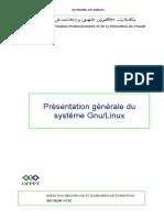 2-Présentation Générale Du Système Gnu-Linux