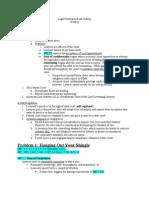 Book Outline[1]