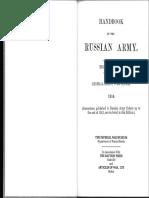 Russian Army Handbook 1914