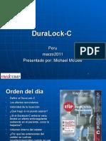 DuraLock-C Resumen del producto - SPANISH.ppt