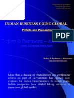 Indian Business Going Global