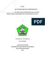 Manajemen Investasi Dan Portofolio