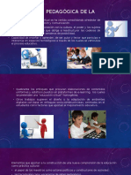 Dimensiones Pedagógicas y Tecnológicas