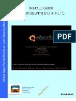 Install Guide Linux Ubuntu 8.04.4 LTS v1.0