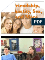 Chastity, Friendship, Sex, Love and More According to the Catholic Church