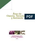 OTP - Ciencia Tecnología y Ambiente - 2006