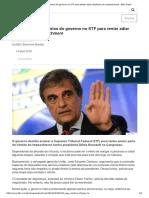 Entenda Os Argumentos Do Governo No STF Para Tentar Adiar Desfecho Do Impeachment - BBC Brasil