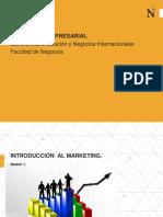 SESION 1 - Marketing Empresarial