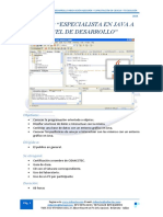 Syllabus Java