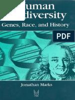 MARKS Jonathan Human Diversity