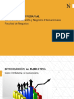 SESION 3 - Marketing Empresarial