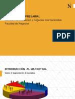 SESION 4 - Marketing Empresarial
