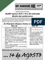 Contra-Ponto -Aprovacao PLC 19 e 20 - Junho 2009