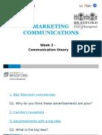 L 3 - Communication Theory STUDENT