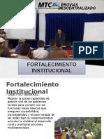 5. Acciones de Fortalecimiento Institucional.pptx