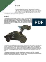 FV1620 Humber Hornet