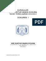 179315716 Ktsp Dokumen 1 Karakter Doc