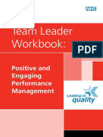 Positive and Engaging Performance Management