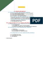Non Rétroactivité Des Actes Admin (1)