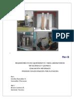Propuesta Equipamiento Laboratorio Metalurgico Rev 1