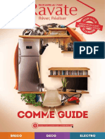 "Catalogue Ravate ""Comme Guide"""