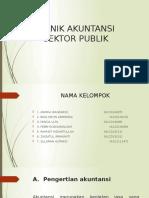 PPT Akuntansi Sektor Publik (teknik akuntansi sektor publik)
