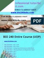 BIO 240 Professional Tutor Bcom230mart.com
