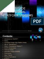 176474063 53751908 High Altitude Aeronautical Platform Systems