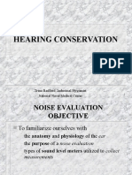 Ear Physiology